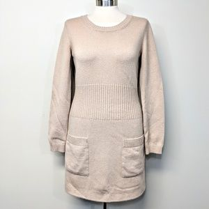 4-ply Cashmere Dress